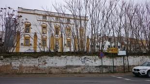 Badajoz Adelante propone el adecentamiento del entorno del Palacio de Godoy