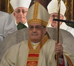 José María Gil Tamayo, ordenado Obispo de Ávila