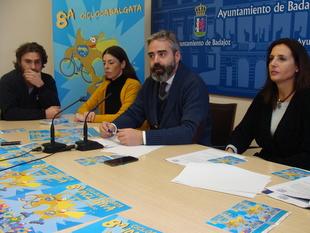 La 8ª Ciclocabalgata de Badajoz se celebrará el día 29 y será inclusiva