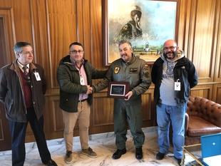 Nace la asociación ''Amigos de la Base Aérea de Talavera la Real''