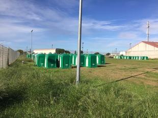 Cabezas pide más contenedores iglú para vidrio por toda la ciudad