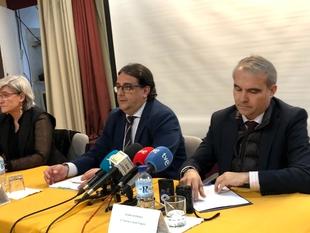 Fragoso explica que el responsable del COC ''pretendía una ilegalidad para beneficiarse él''