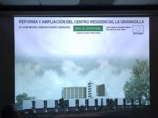 La Junta invertirá 7,5 millones en la ampliación y reforma integral de la residencia de mayores La Granadilla