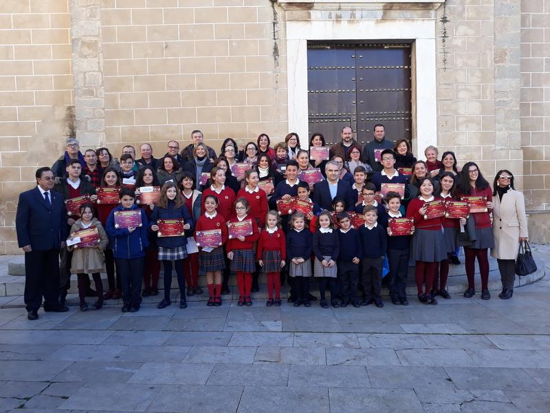 Entregados los Premios del Concurso de Navidad