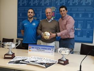Llega la Copa Príncipe de voleibol a Badajoz este fin de semana