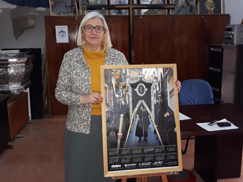 La Hermandad de la Vera Cruz presenta su nuevo calendario cofrade