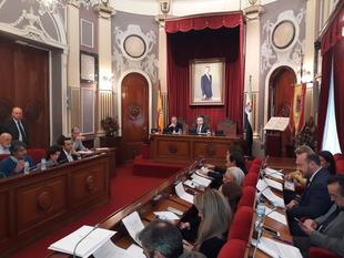 Badajoz instará a la Junta y Diputación a ubicar