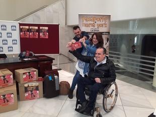 El musical ''Pasaporte a Nueva York'' aterriza en Badajoz este viernes