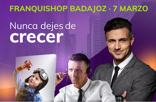 FranquiShop celebra la primera edición de su feria de franquicias en Badajoz
