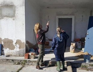 Ciudadanos Badajoz denuncia que las obras de la perrera y la gatera municipal están aun a medio realizar