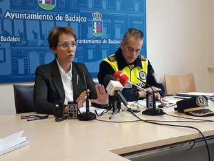 Policía Local de Badajoz destaca que en 2018 ha habido un repunte de la conducción con alcohol