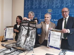 Germán López Iglesias pronunciará el Pregón de la Semana Santa pacense el próximo 6 de abril en el López de Ayala