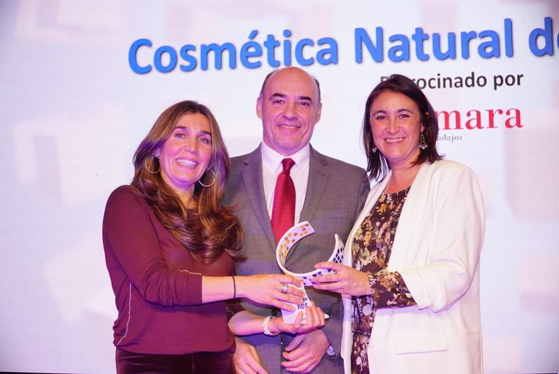 Lycolé recibe el premio 'Abriendo mercados' del Grupo Ros