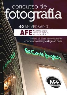 La Agrupación Fotográfica Extremeña (AFE) convoca un Concurso de Fotografía