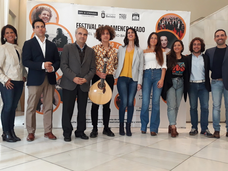 Dulce Pontes, José Mercé y Celia Romero, cabezas de cartel del Festival de Flamenco y Fado de Badajoz 2019