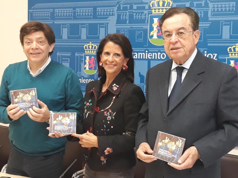 El Ayuntamiento edita 2.000 CDs con marchas procesionales