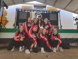 Siete jóvenes bailarinas de Badajoz viajarán este domingo a Madrid para competir en el VIII Concurso Dance is in Attitude