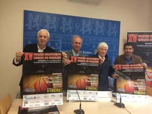 Estudiantes, Fuenlabrada, Selección de Portugal y BCB en el 'XV Torneo Baloncesto Ciudad de Badajoz'