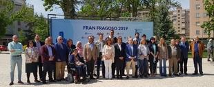 Fragoso presenta la lista del PP al consistorio de Badajoz con la ilusión de seguir ''transformando'' la ciudad