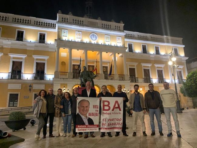 Badajoz Adelante presenta estas elecciones un ''verdadero proyecto de ciudad''