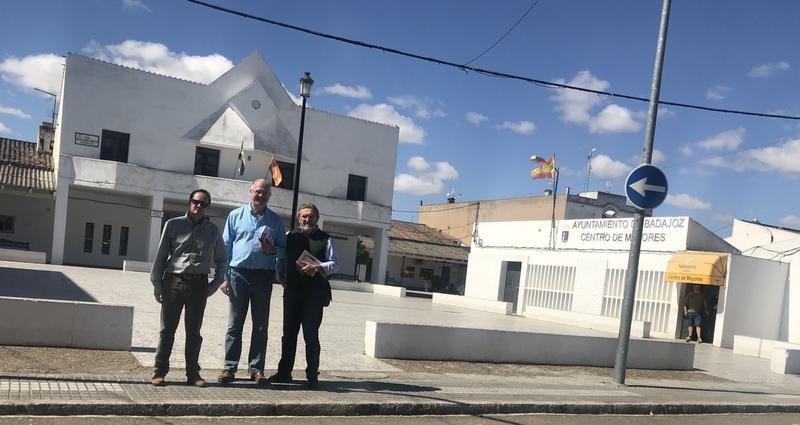 Badajoz Adelante presenta sus propuestas en las pedanías