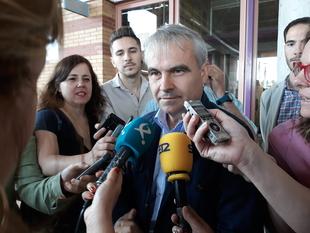 Fragoso se ve como alcalde aunque matiza que sólo con un gobierno de coalición