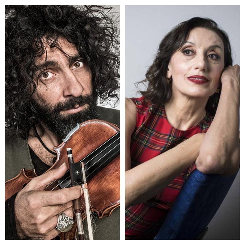 Luz Casal y Ara Malikian actuarán en la Feria de San Juan