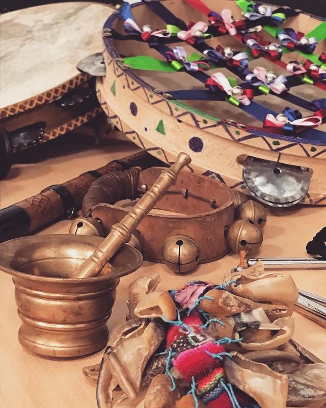 Taller infantil de folklore extremeño el 7 de junio en Ámbito Cultural