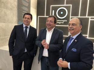 Inaugurada una clínica oftalmológica en Badajoz que ofrece la ''Suite refractiva'', un sistema de cirugía láser único en Extremadura