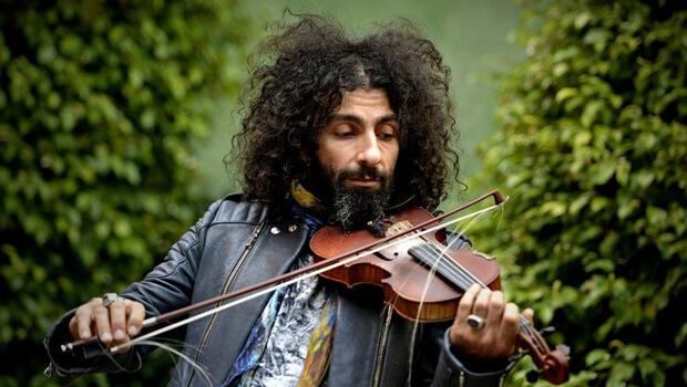Ara Malikian cancela su concierto en Badajoz tras sufrir un accidente