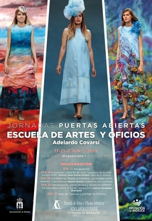 La Escuela de Artes y Oficios ''Adelardo Covarsí'' abre sus puertas a la ciudad
