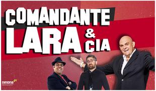 Este viernes en Badajoz espectáculo de humor 'Comandante Lara &Cía'