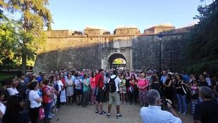 Una ruta recorrerá este martes los principales escenarios de la Matanza de Badajoz