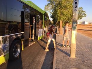 PSOE: el tripartito no convierte en accesibles paradas de bus por falta de coordinación