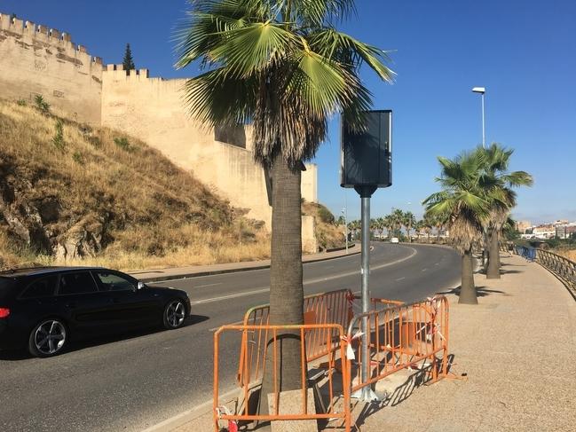 Los trabajos de asfaltado en Circunvalación se harán entre el 18 y 22 de agosto