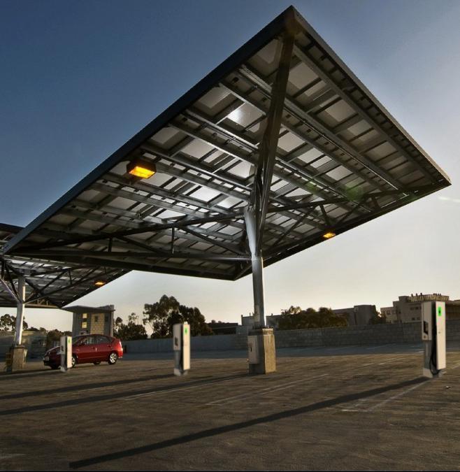 Badajoz contará con un intercambiador modal para recargar vehículos eléctricos