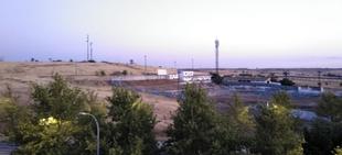 Badajoz Adelante propone retomar el proyecto del Gran Parque del Cerro del Viento