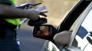 1000 euros de multa y retirada de 6 puntos del permiso por conducir ebrio