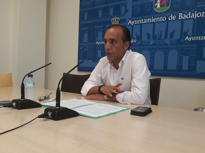 El Ayuntamiento invertirá más de dos millones de euros en Badajoz para ''mejorar el día a día''