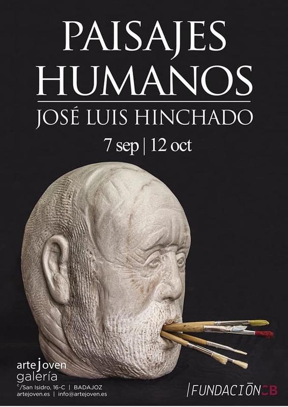 José Luis Hinchado expondrá en la Noche en Blanco