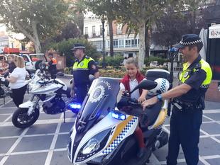 Las actividades organizadas por la Policía en San Francisco fueron un éxito de participación
