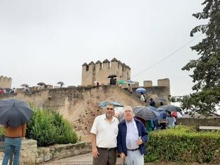 Visita guiada a la Alcazaba de Badajoz ''fomenta la tolerancia entre las religiones''