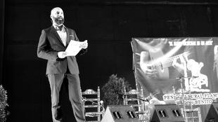 Conferencia ''Los cantes de laboreo'' de Antonio Alcántara