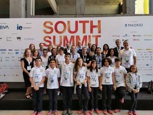 Dos colegios de Badajoz exponen experiencias innovadoras en el encuentro mundial sobre educación, innovación y tecnología 'EnlightED'