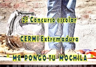 2ª edición del Concurso ''ME PONGO TU MOCHILA''