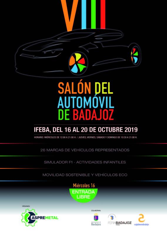 Este miércoles abre el Salón del Automóvil 2019