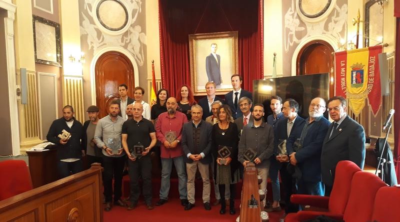El ayuntamiento trabaja para incluir una nueva disciplina artística en los Premios Ciudad de Badajoz