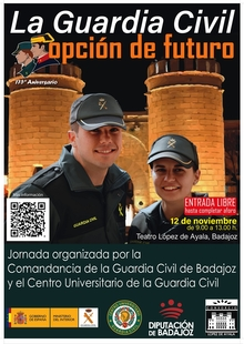 ''La Guardia Civil, opción de futuro''
