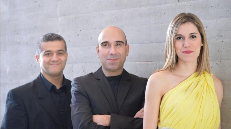 El Trío Feedback en el XI Ciclo de Música Actual de Badajoz