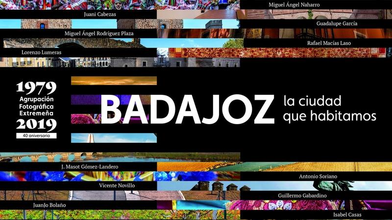 Este miércoles se inaugura la exposición ''Badajoz, la ciudad que habitamos''